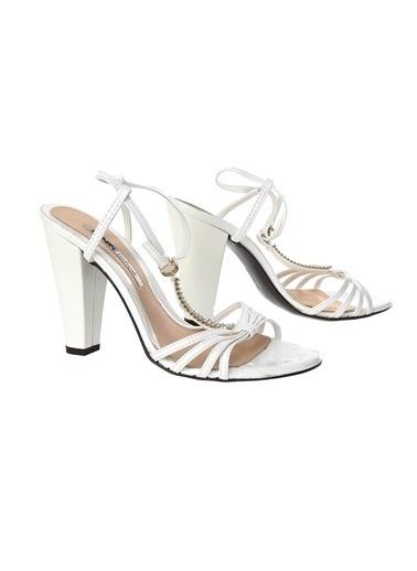 Manas Ayakkabı Beyaz